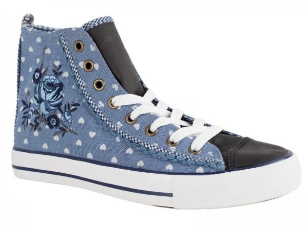 Sneaker 4522-8 Sweetheart blau