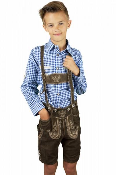 Kinder Trachtenhemd Dennis Power Loom