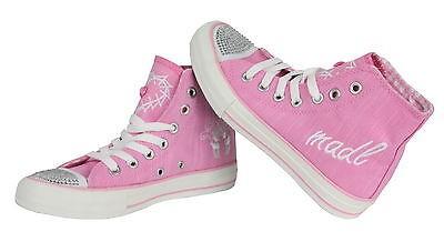 Sneaker Glitter Toe Cap vers. Farben
