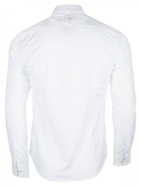 LF100 Trachtenhemd weiß
