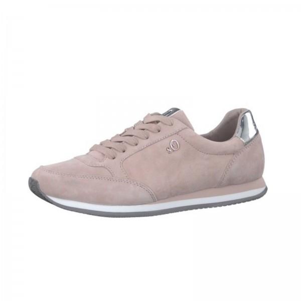 Sneaker Pale Rose Pastellfarben nude