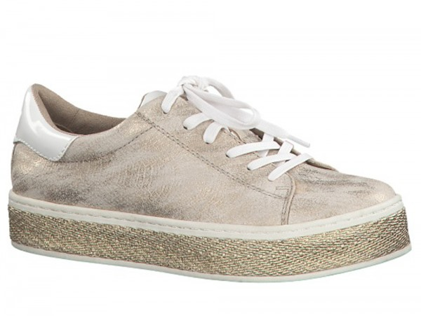 Sneaker 23636 Light Gold
